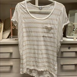 Splendid short sleeve top